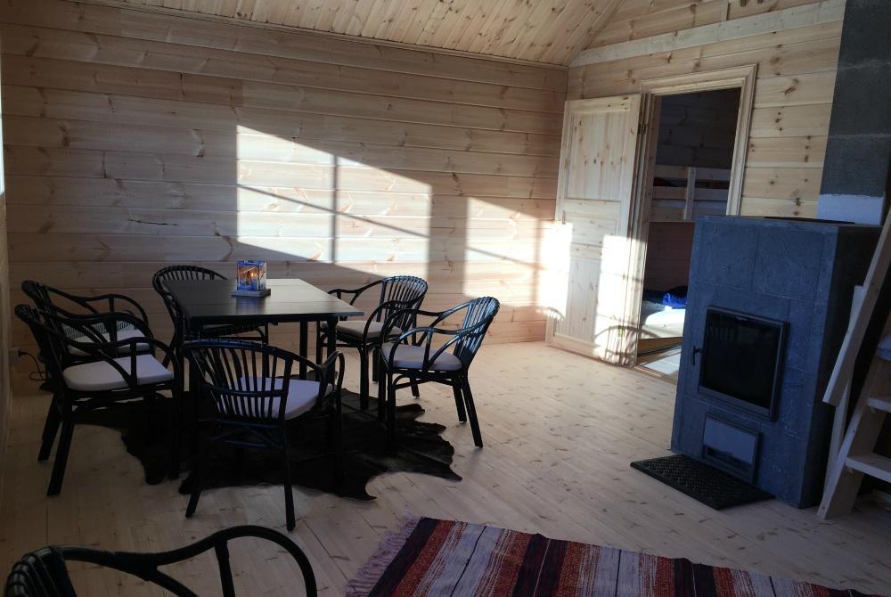 Arctic Circle Adventure Unterkunft