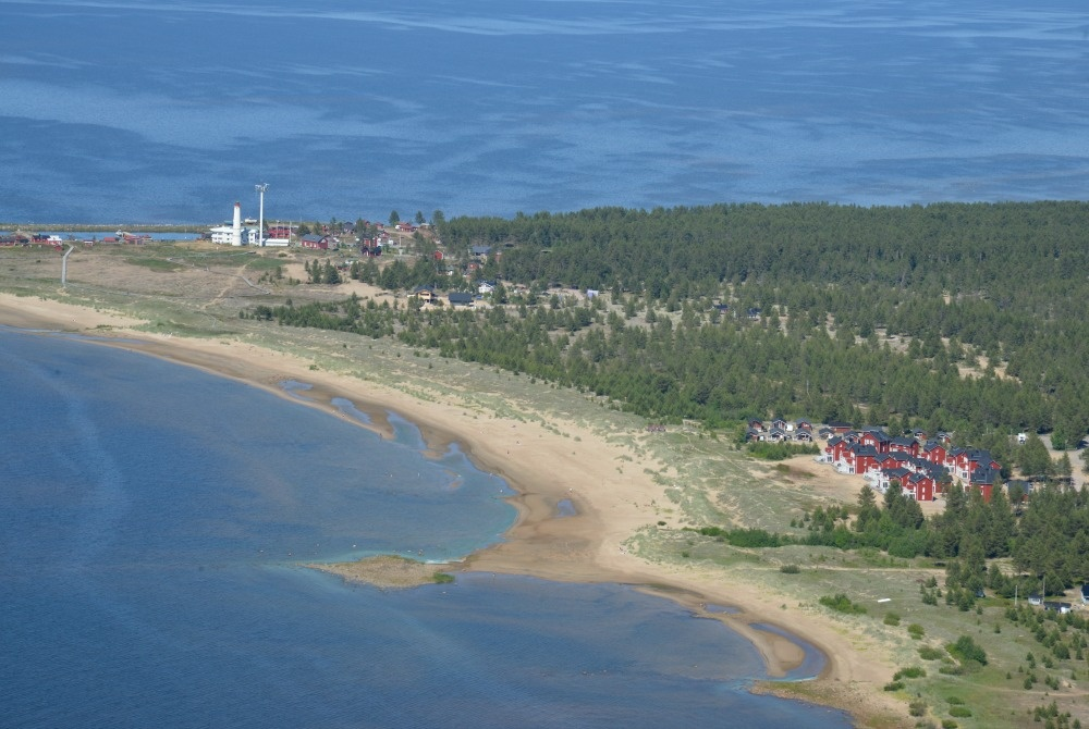 Arctic Lighthouse Hotel Insel Hailuoto Oulu Region