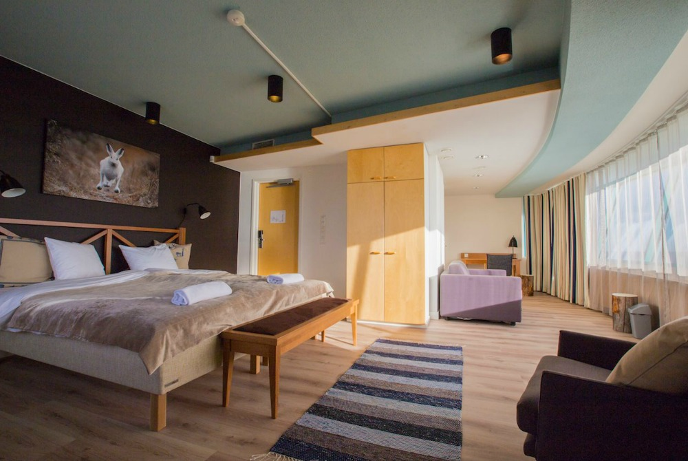 Arctic Lighthouse Hotel Superiorzimmer