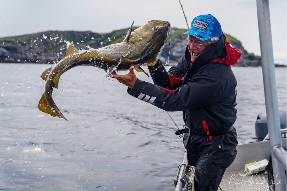 Großer Fang bei Big Fish Adventure