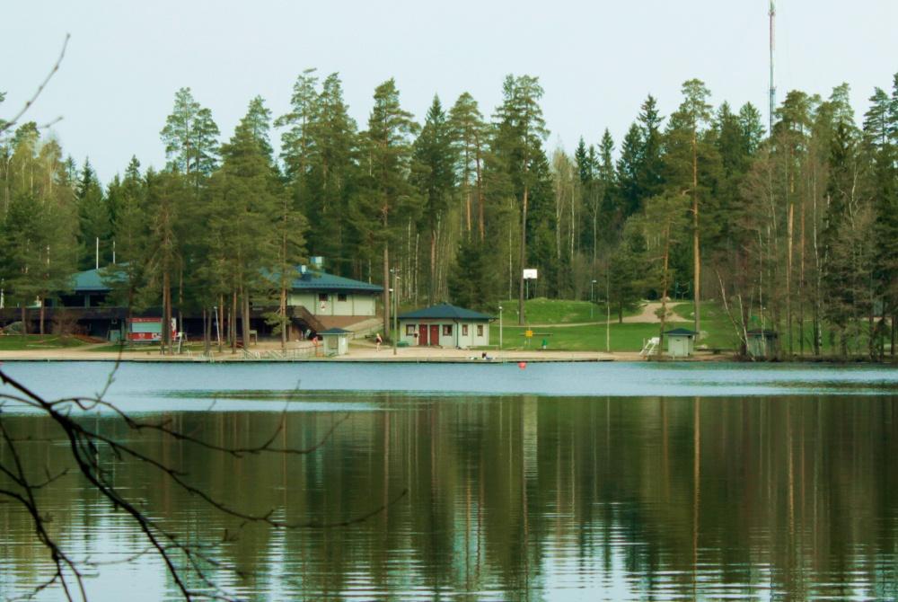 Café Kuusijärvi Vantaa
