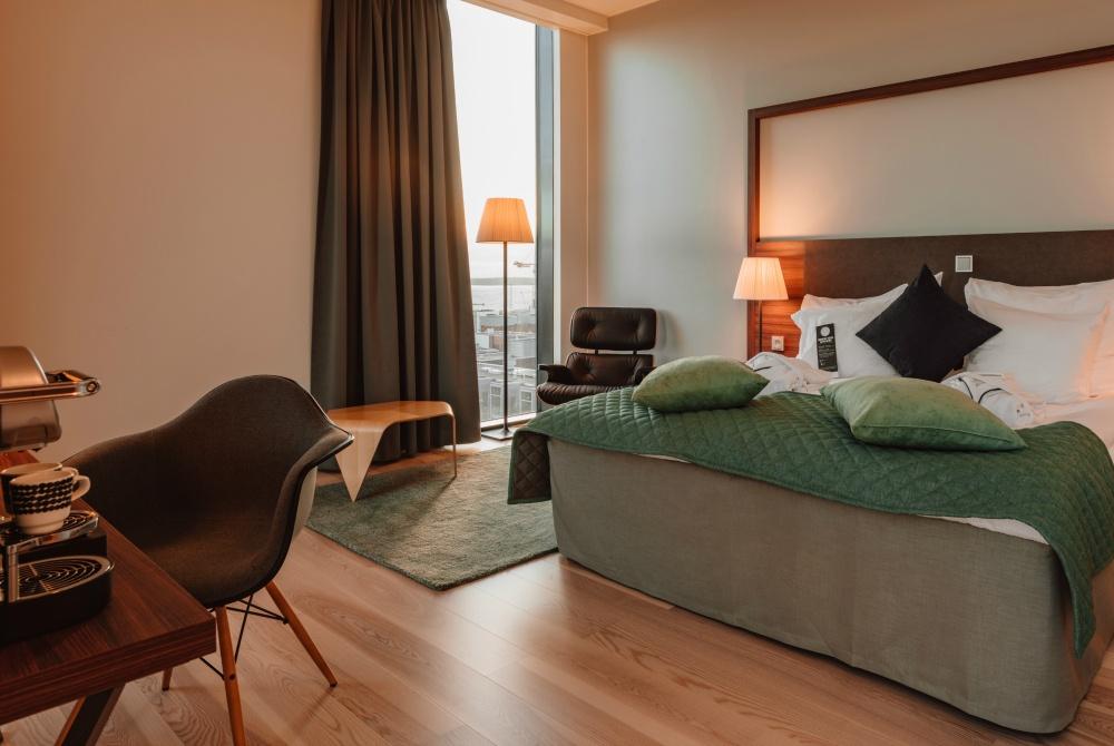 Clarion Hotel Helsinki Deluxe room