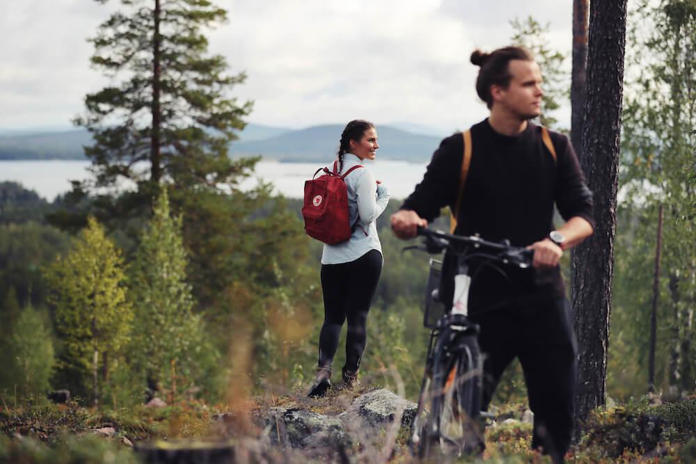 Finnland Kemijarvi Wandern
