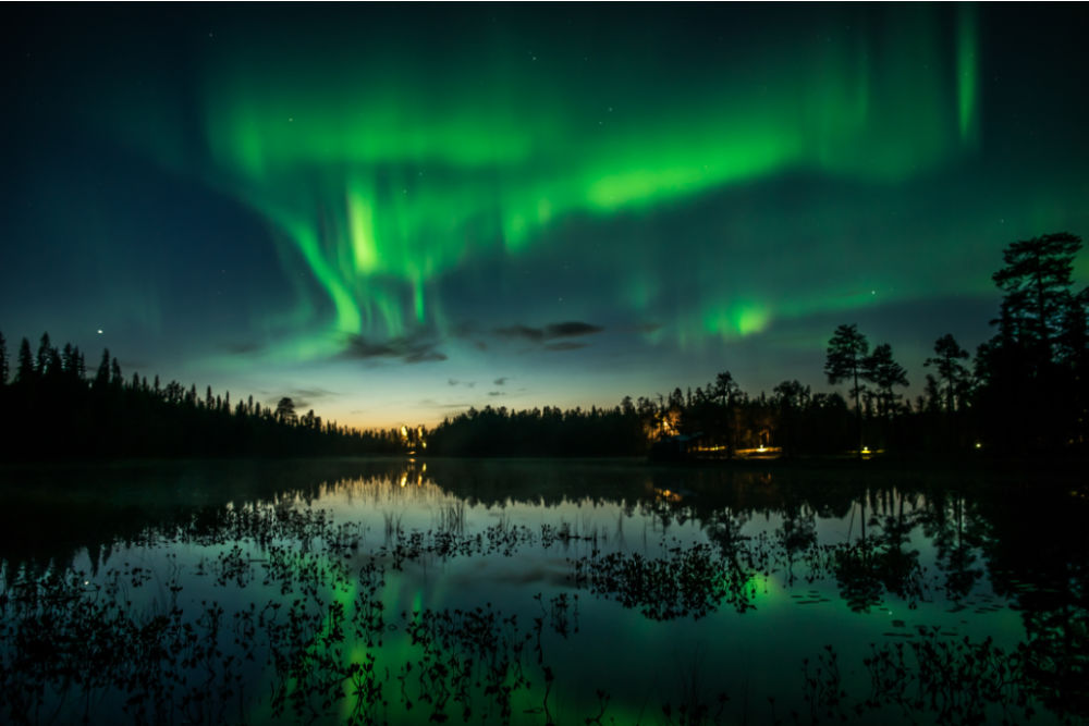 Pyha-Luosto-Ruska-Northern Lights2