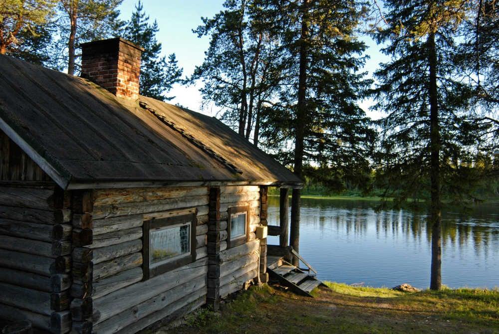 Savukoski-Sauna Kemijoki