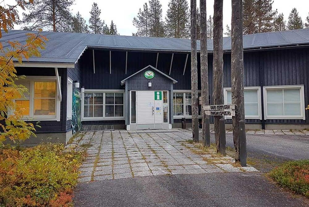 Savukoski-Visitor Centre Korvatunturi-copyright Timo Reinvuo, Metsähallitus - Parks & Wildlife Finland