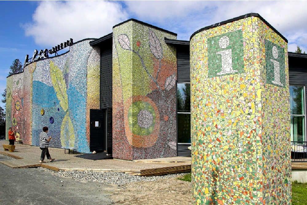 Posio Lapland-Anu Pentik Galleria