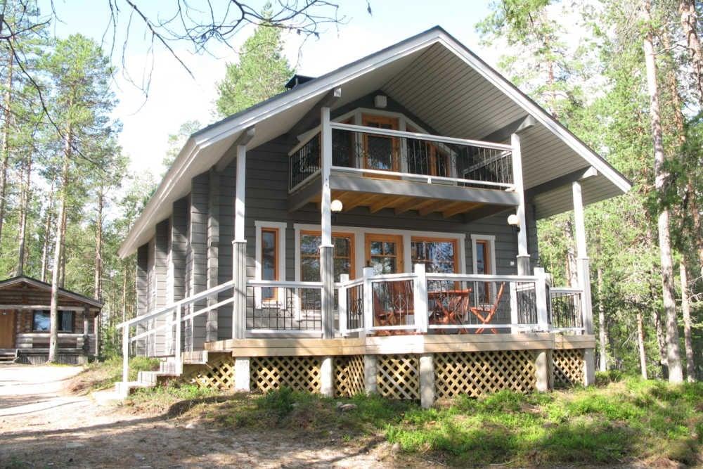 Posio Lapland-Himmerki-Cottage-Rantahuvila