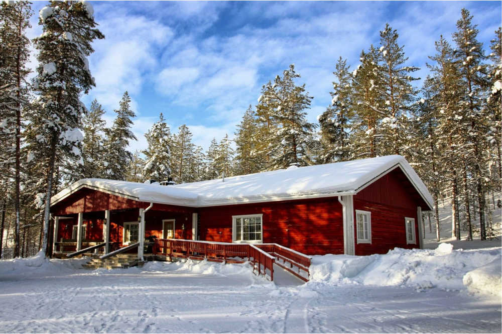 Posio Lapland-Naali Lodge