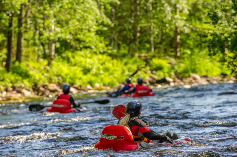 Syote-Syotteen Erapalvelut rivertubing
