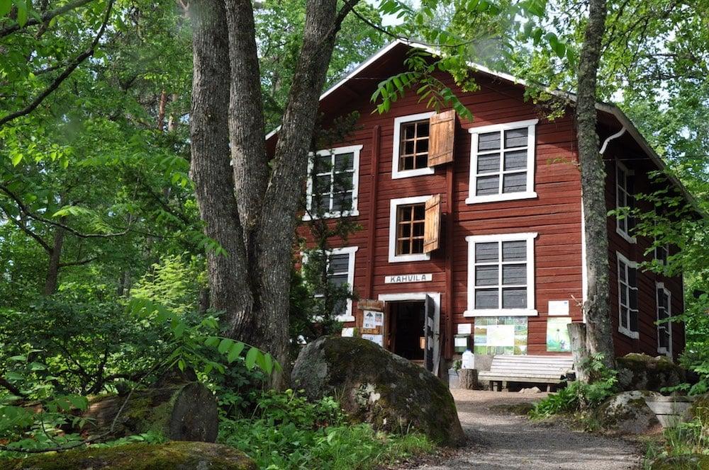 Arboretum Mustila Haus
