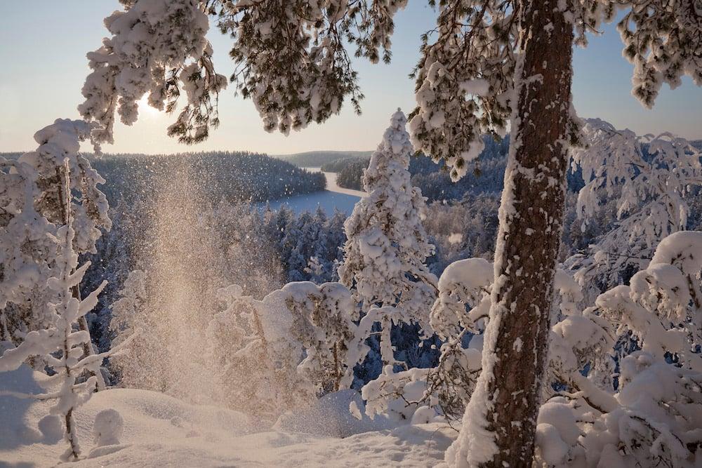Nationalpark Kouvola u. Kotka-Hamina - Repovesi