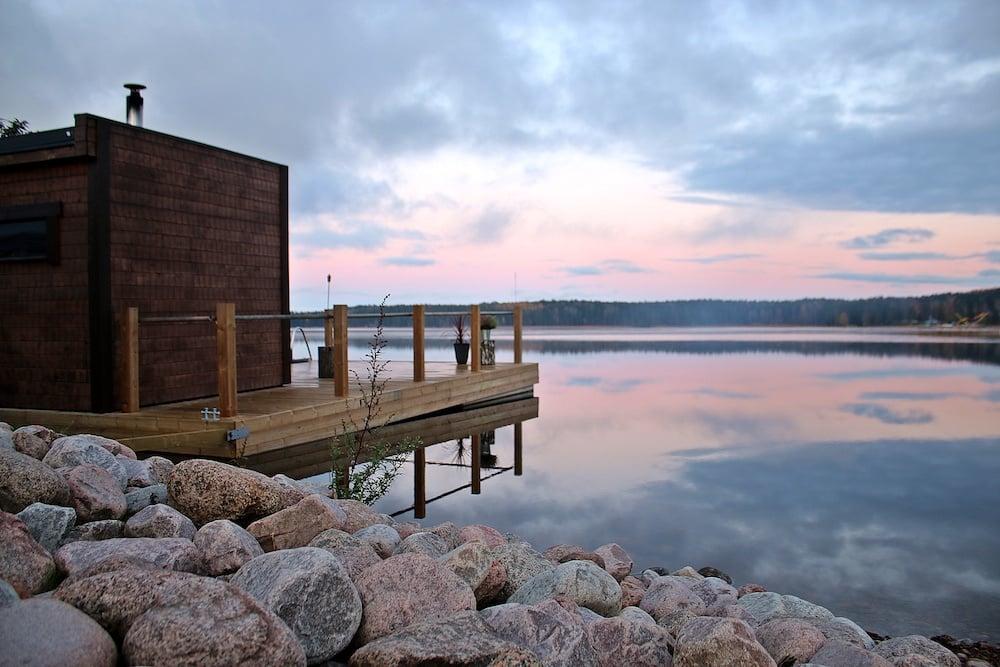 Tykkimäen Sauna