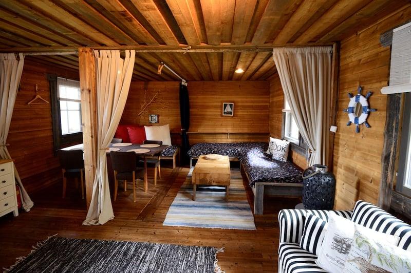 Vimpa Islands - Cottage, Ferienhaus