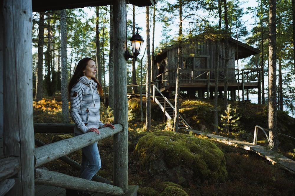 Vimpa Islands - Waldhäuser