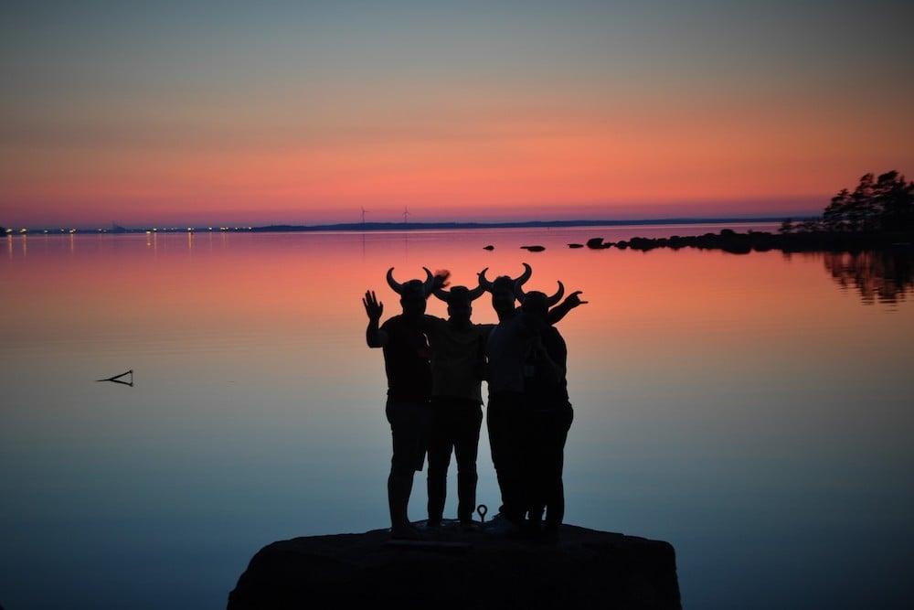 Vimpa Islands - Wikinger, Wild Vikings