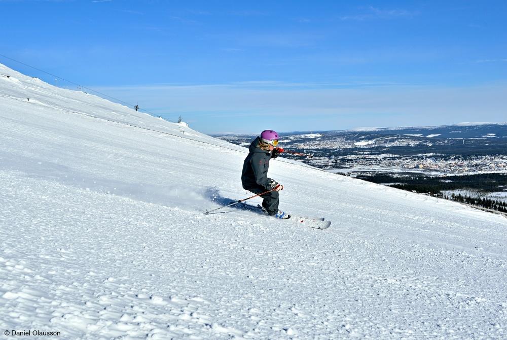 Dundret Ski alpin