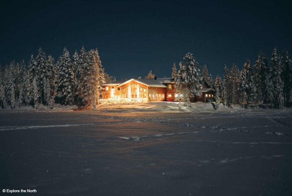 Explore The North Unterkunft Winter