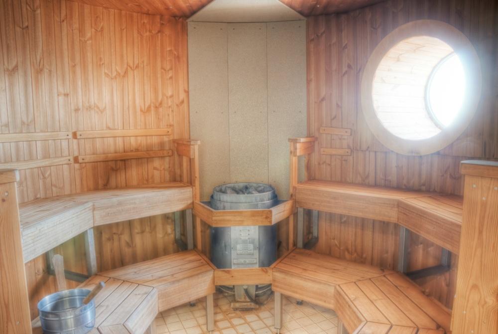 Finnlines Sauna