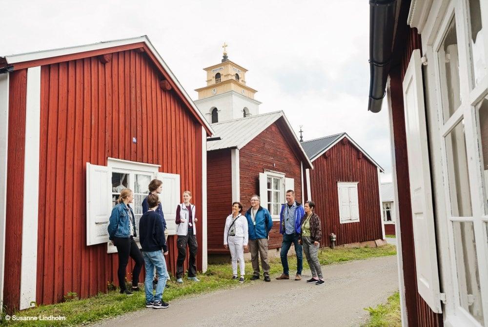 Gammelstad in Luleå