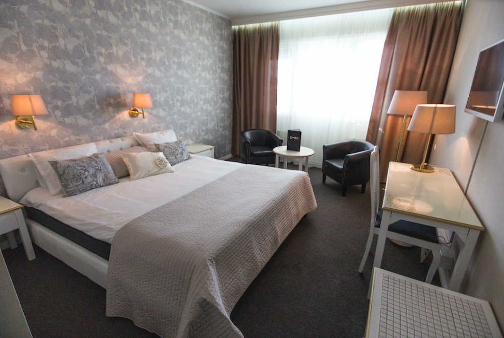 Grand Arctic Hotel Doppelzimmer