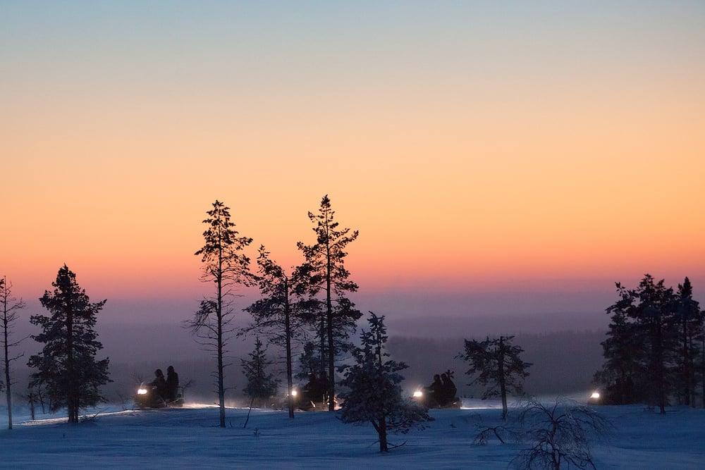 Holiday-Club-Saariselkä_Motorschlittensafari1