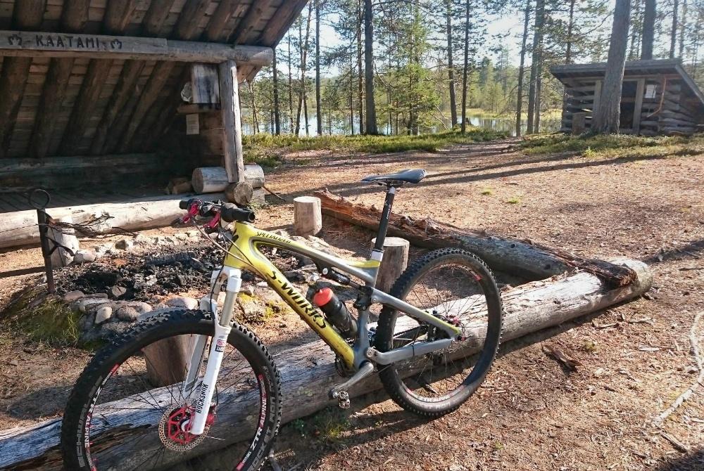 Hotel Iso Syöte Mountainbike Wochenprogramm