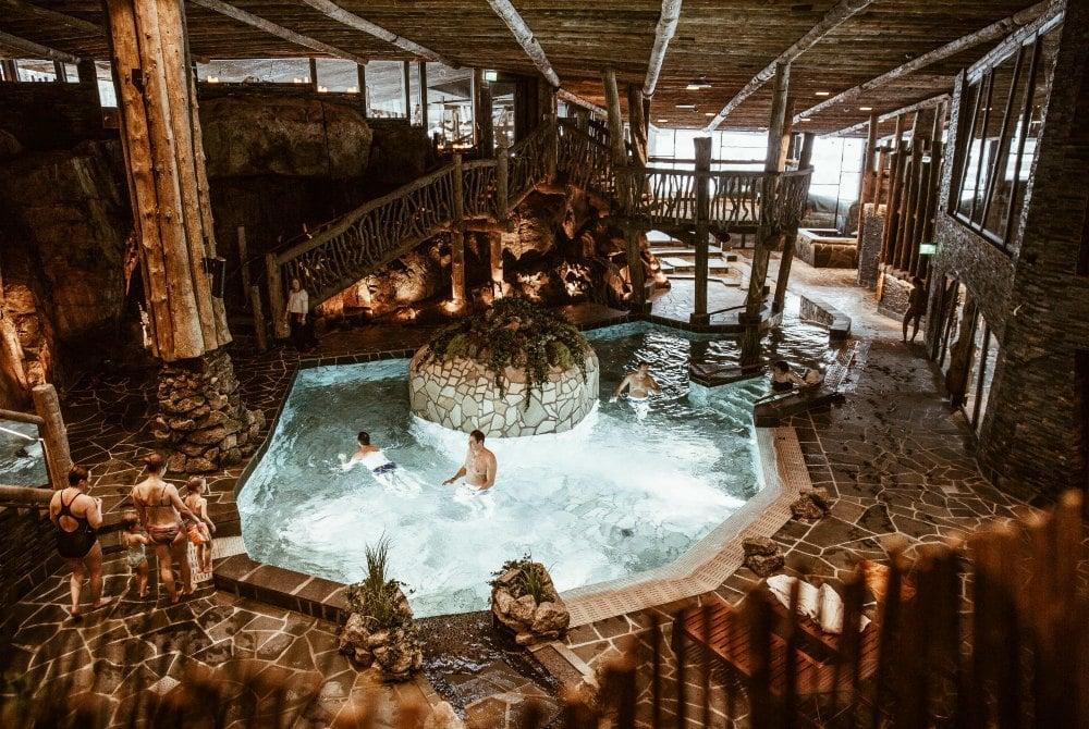 Lake Spa im Hotel & Spa Resort Järvisydän