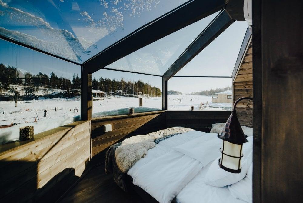 Scenery Suites im Hotel Järvisydän