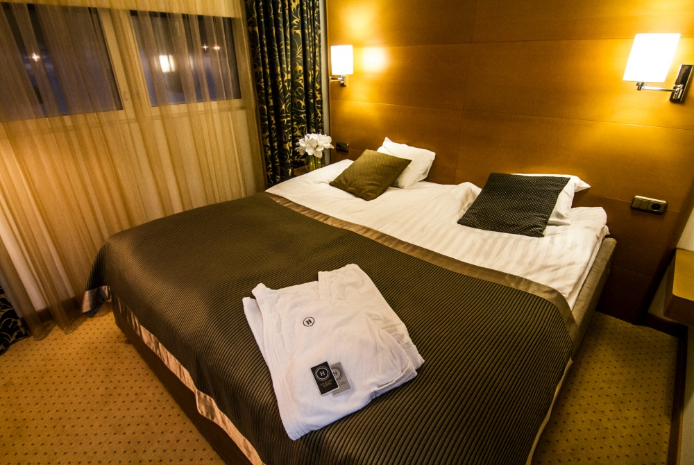 Hotel Vuokatti Hotelzimmer