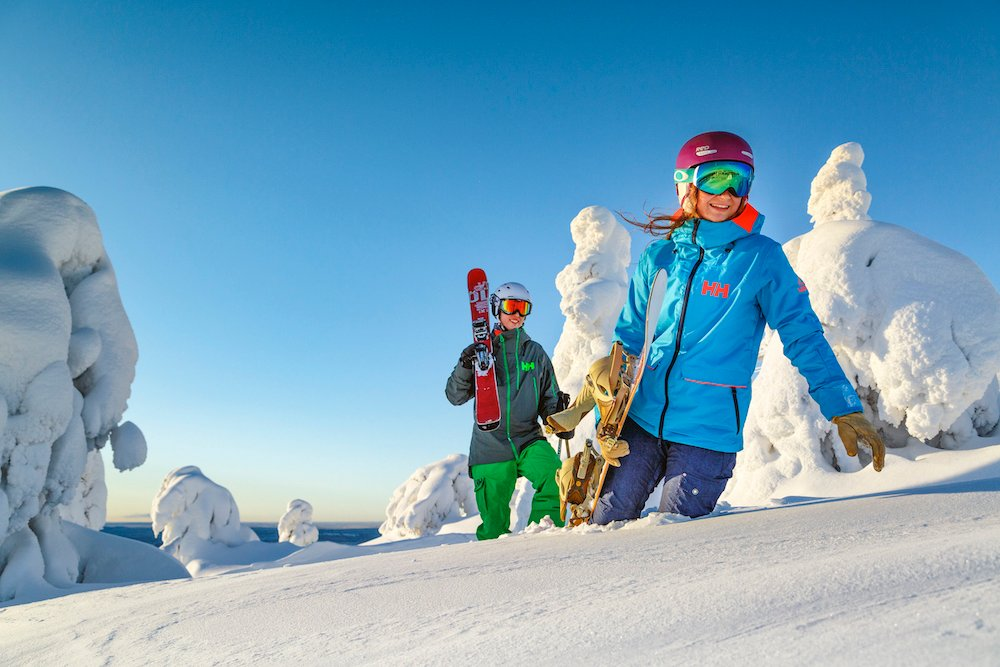 ITB Aussteller - Ski Resort Iso-Syöte & Suites