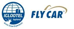 Logo FlyCar IGLOOTEL