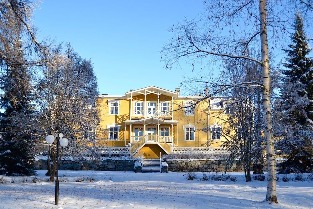 ITB Aussteller - Visit Oulujärvi
