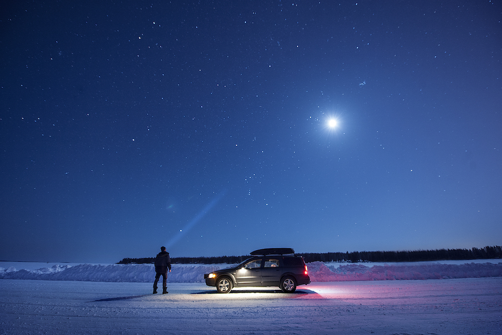 ITB Aussteller Swedish Lapland Visitors Board