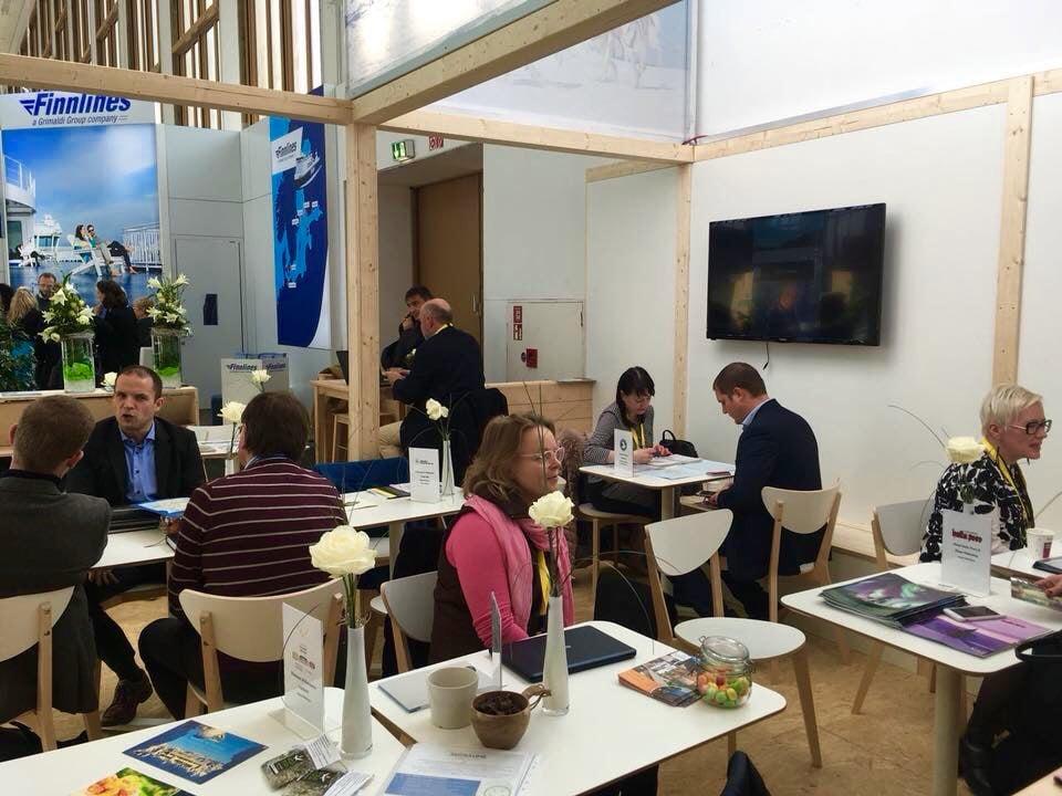 NordicMarketing ITB messuilla Berliinissä
