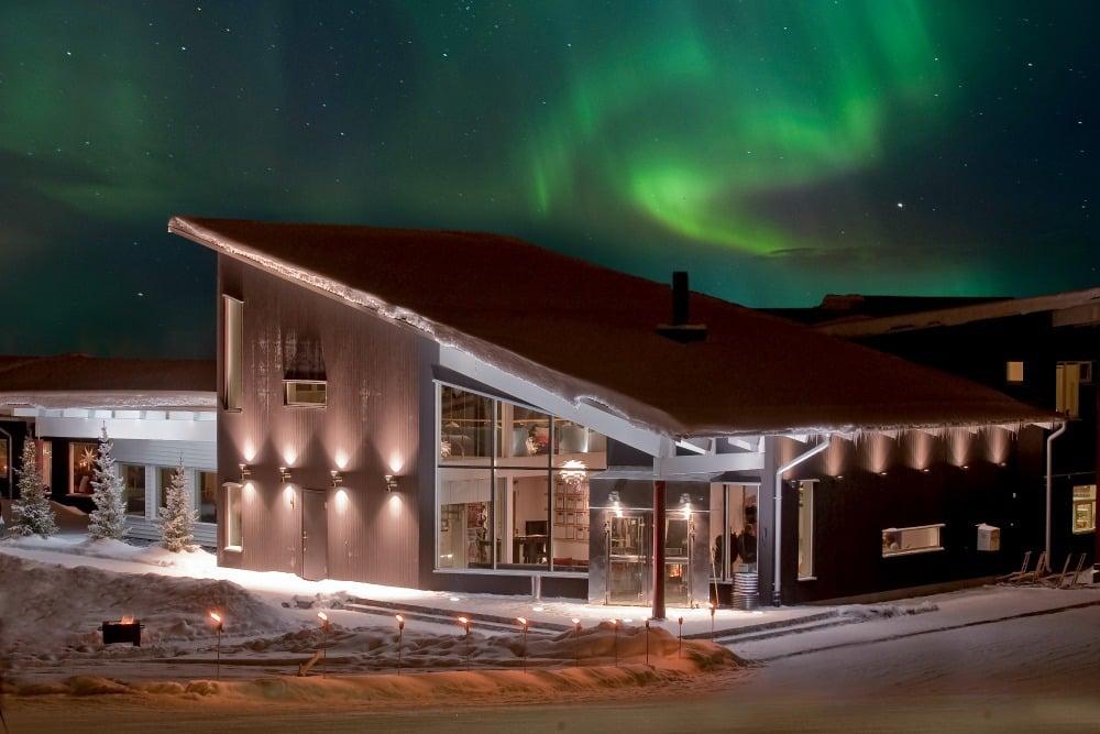 Camp Ripan Mainbuilding - Foto: Jonas Sundberg