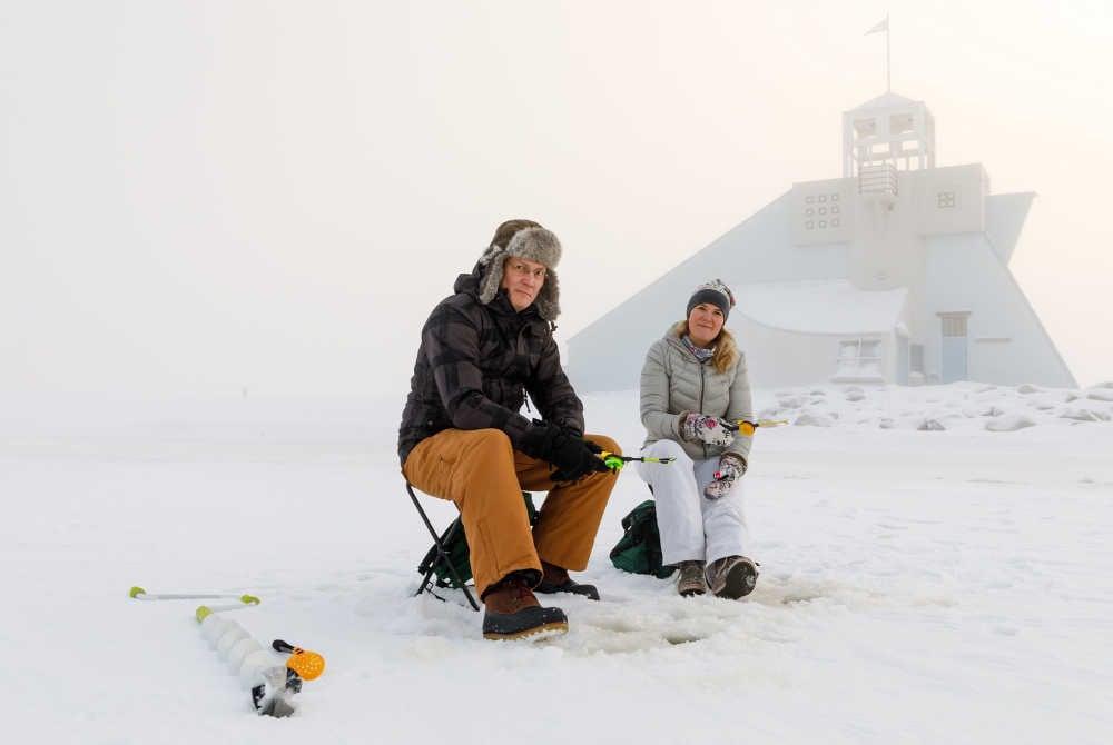 Oulu winter