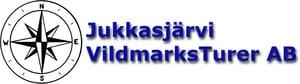 Logo Jukkasjärvi Vildmarks Turer AB