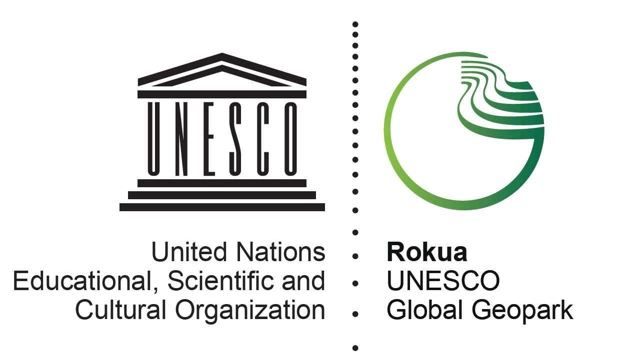 Logo Rokua UNESCO Global Geopark