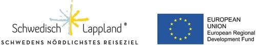 Swedish Lapland Visitors Board - EU Logo