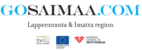 eu logo goSaimaa Region Lappeenranta und Imatra