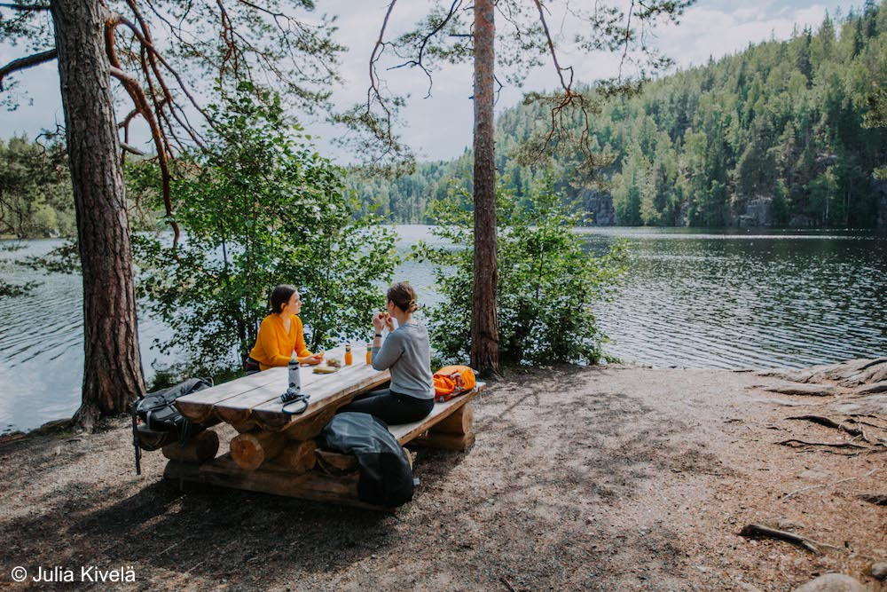 Etelä-Konneveden - photo by Julia Kivelä