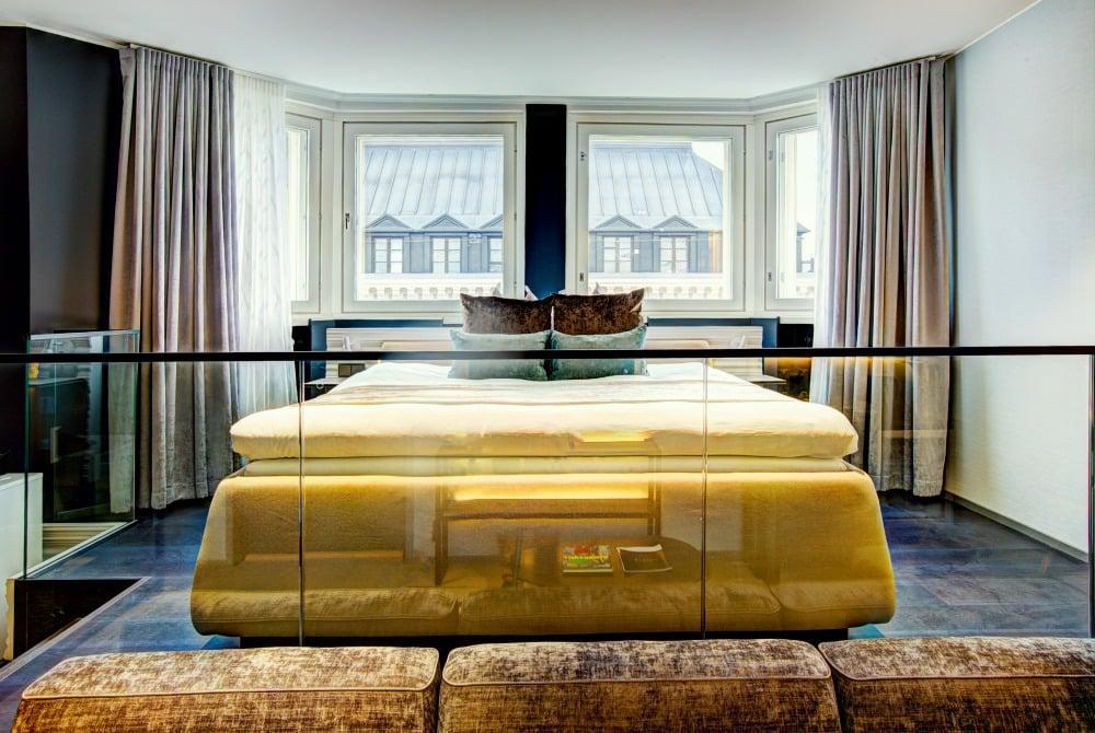 Kämp Collection Hotels Hotel Klaus K Helsinki Guestroom SkyLoft