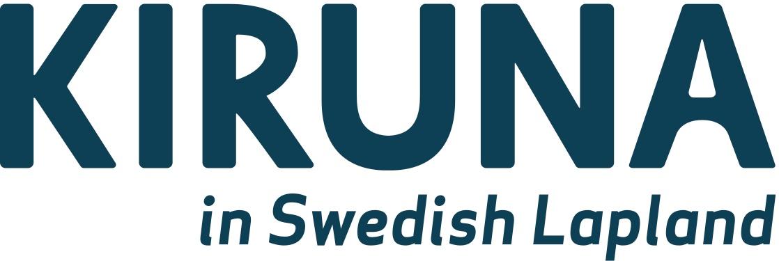 Kiruna_payoff_ho¦êger_logo_B_blå