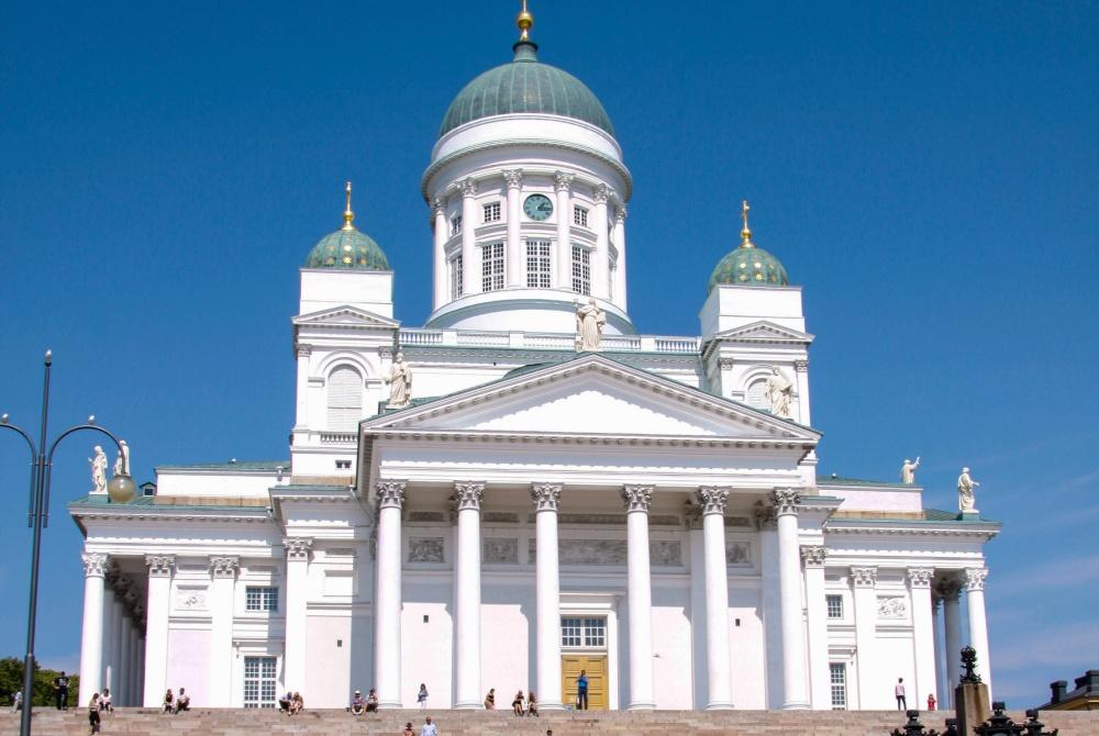 KontikiFinland Helsinki Catherdral