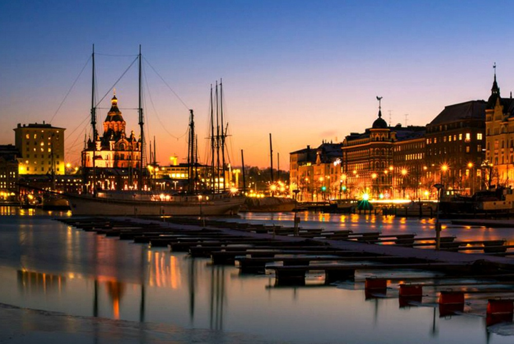KontikiFinland Helsinki piers