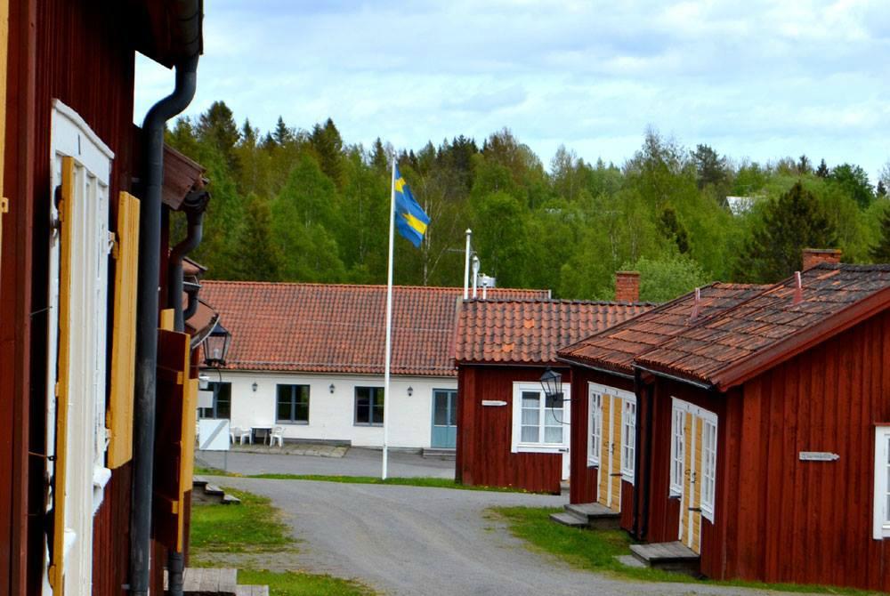 Lövånger Kyrkstad Skellefteå