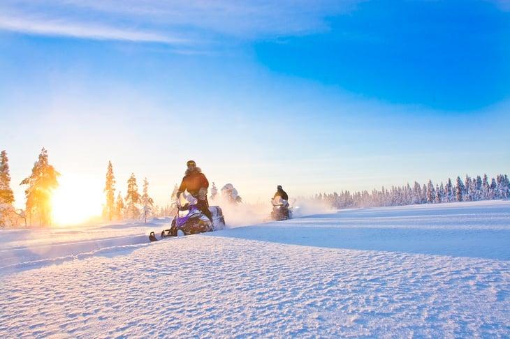 Schweden Heart of Lapland Winter