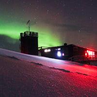 Kiruna Landing Page