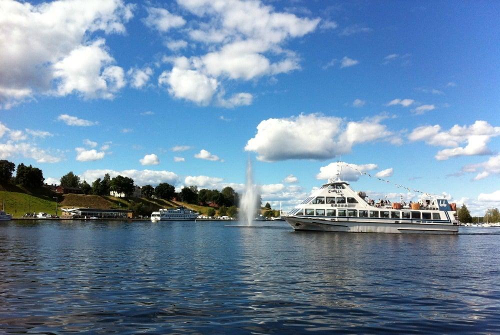 Lappeenranta-harbour-in-the-summer